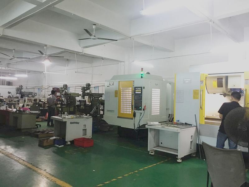 邦定機(工廠型)生產車間(jian)